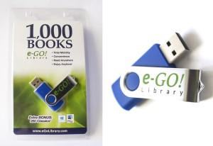 E-Go books