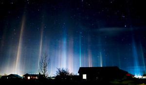 Pillars of Light -